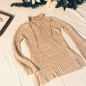 Sweaters - Cozy Tan Sweater